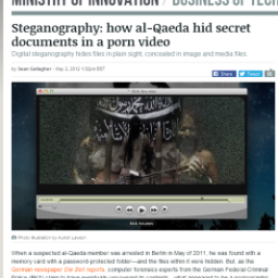 Searching Steganography