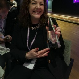 Chrissy Morgan – Winner of the (ISC)² -EMEA Up and Coming Professional